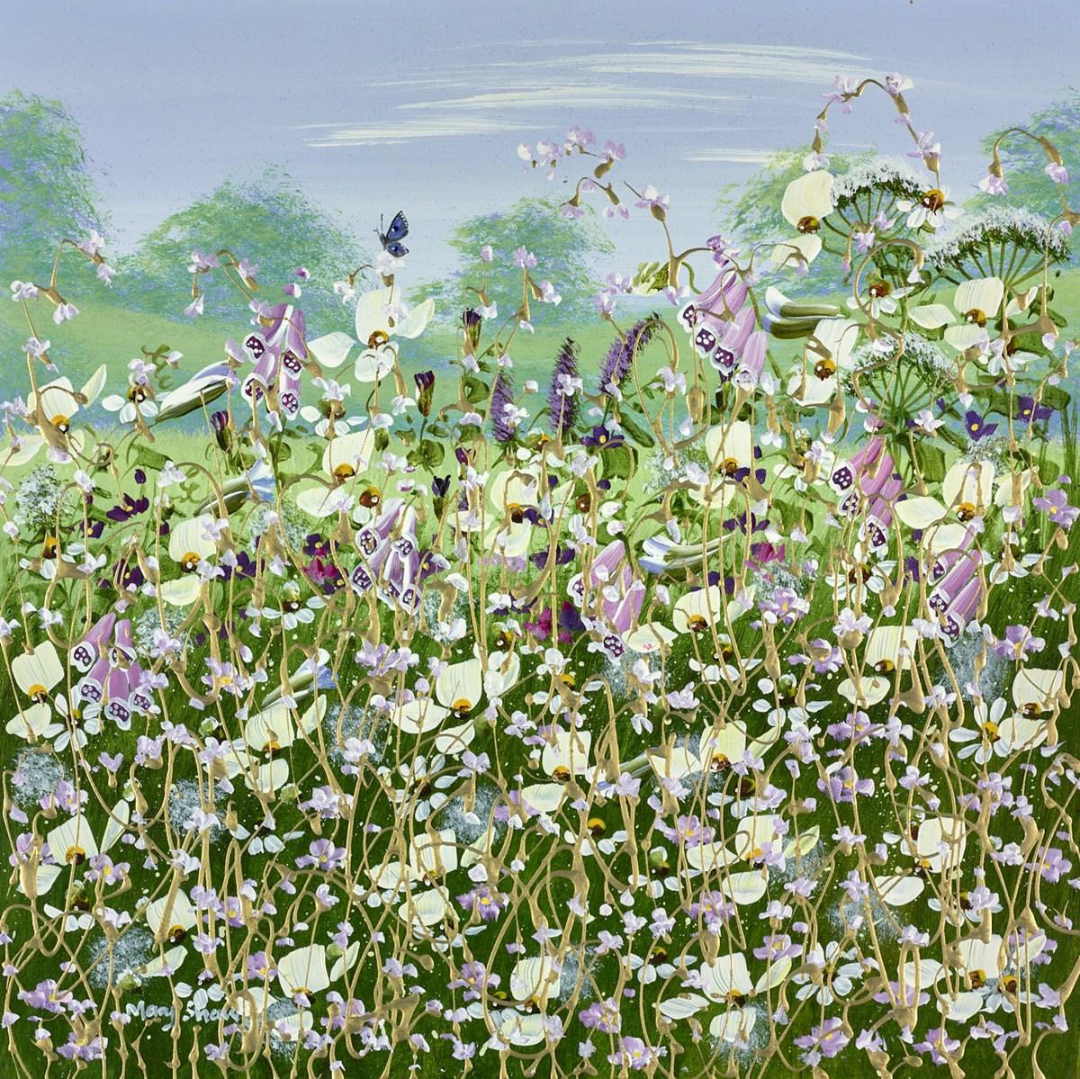 Wild Flowers In Bloom II